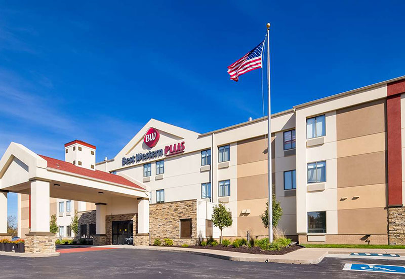 Best Western Plus - Lee's Summit, MO - Genesis Companies - Construction - Hospitality