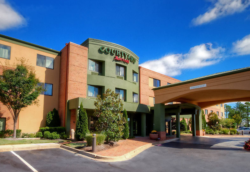 Courtyard Marriott - Mississippi - Genesis Companies - Construction - Hospitality