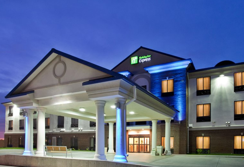Holiday Inn Express - McPherson, KS - Genesis Companies - Construction - Hospitality