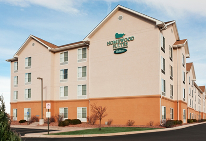 Homewood Suites - Colorado Springs, CO - Genesis Companies - Construction - Hospitality